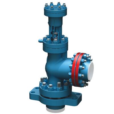 Main safety valve