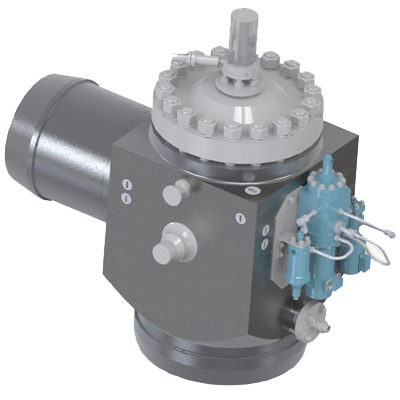 Pilot-operated safety valves