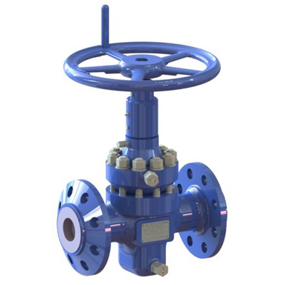 Gate valves for Xmas and injection trees